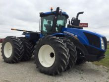 Used 2014 Holland T9