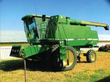 1990 John Deere 9600