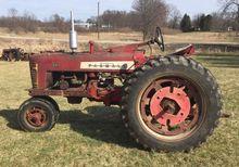 Used 1957 Farmall 35