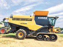 2013 Lexion 780