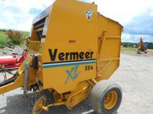 Vermeer Mfg. Co. 554XL