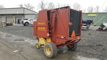 2002 New Holland 648
