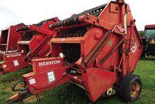 Hesston 5500