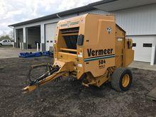 1999 Vermeer Mfg. Co. 504L