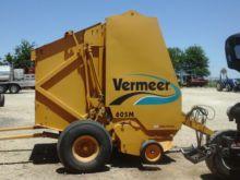 2007 Vermeer Mfg. Co. 605 SUPER