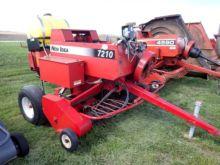 2004 New Idea AGCO 7210