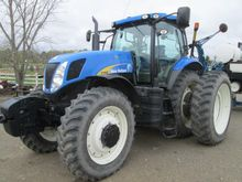 2010 New Holland T7060