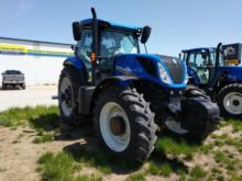 2017 New Holland T7.185
