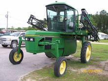 1996 John Deere 6500