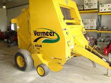 2009 Vermeer Mfg. Co. 604M