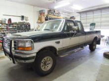 Used 1996 Ford F250