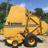 2004 Vermeer Mfg. Co. 605 SUPER