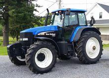 2006 New Holland TM175