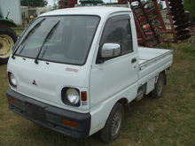 Mitsubishi MINI PICKUP