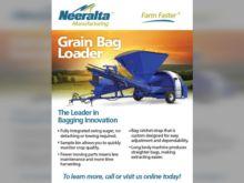 Neeralta Grain Bag Loader