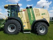 2015 Krone Big X700