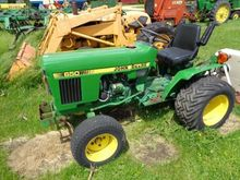 1984 John Deere 650