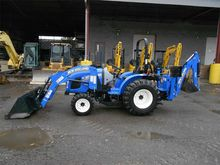 2016 New Holland WORKMASTER 33