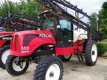 Used 2004 Apache 500
