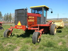 Used Holland 2550 in