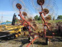 AGCO 5010 wheel rake