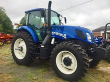 2015 New Holland TS6.140