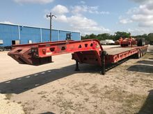 2008 Aspen 5 AXLE LOW BOY