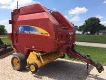 2008 New Holland BR7070