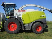 2013 Claas JAGUAR 960
