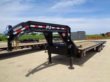 2018 PJ LY GN LOW-PRO FLATBED W