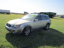 2005 Subaru Legacy Wagon Outbac