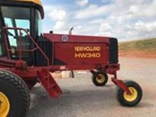 2002 New Holland HW340