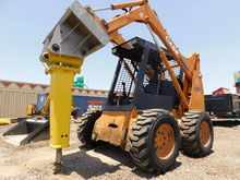 2002 Case 75 XT SKID STEER WITH