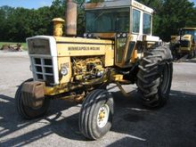 1972 Minneapolis Moline G1355