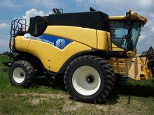 2008 New Holland CR9060
