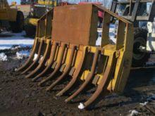 """Fleco 132"""" loader root rake"""