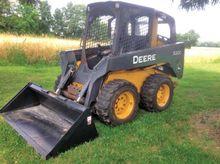 2012 Deere 320D