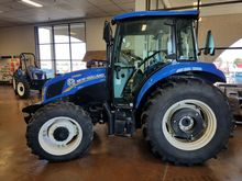 11305908 used tractors for sale in idaho, united states machinio New Holland T4.75 Cab at edmiracle.co