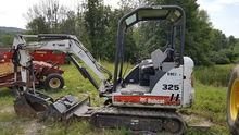 2011 Bobcat 325G