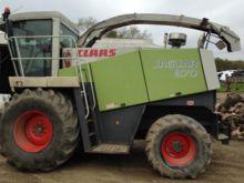 2003 Claas JAGUAR 870