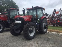 2017 Case IH MAXXUM 145 MC
