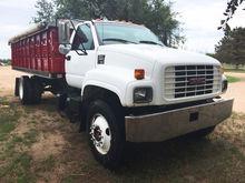 1997 GMC 18 ft. Grain truck C65
