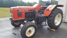 1981 Zetor 5011