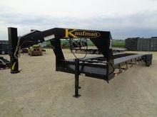 "2012 Kaufman GN 81"" X 35.5' 2-C"