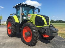 2017 Claas AXION 880