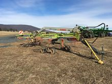 2015 Claas LINER 800 TWIN