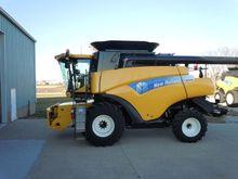 2008 New Holland CR9040