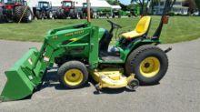 2000 John Deere 4100