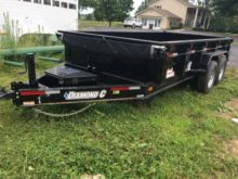 2017 Diamond Mowers 24LPD 14'X8