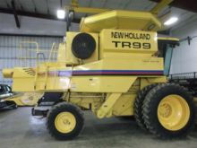 2002 New Holland TR99